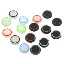2 x [TechnoTech] Rubber Dotted Thumb Grip Caps Cover Xbox One Ps4 Ps3 Controller
