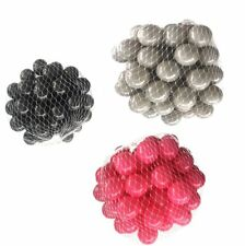 150-9000 Piscina de bolas pelotas 55mm MIX Rosa Gris Negro Mixto Colores BABY
