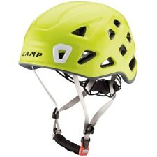 CASCO CAMP STORM GIALLO LIME ARRAMPICATA