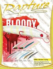 Artificiale spinning Trabucco Rapture Javelin BLOODY EDITION 130mm 12.0gr