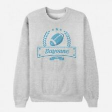 Sweat Adulte Gris Club de Rugby - Bayonne