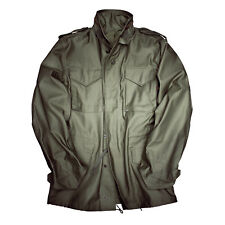 Alpha Industries M65 Giacca, Oliva, Verde M-65, Giacca Militare, 100103