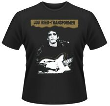 Lou Reed 'Transformer' T-SHIRT - NUOVO E ORIGINALE
