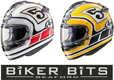 Arai Chaser-X Edwards Legend 5 Sport Moto Casco Antiurto