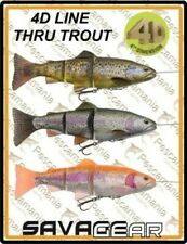 "Savage Gear ""4D TROUT LINEA THRU NADAR BAIT"" 15cm 35 gr artificial spinning"