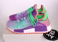 Adidas Pharrell Human Race HU Holi NMD Trail Chalk Coral Powder Dye 4 5 6 8 9