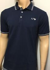 ARMANI JEANS SHORT SLEEVE POLO SHIRT FOR MEN