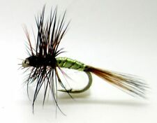 Greenwells Dry Flies, Trout and Grayling Flies X 3