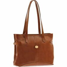 THE BRIDGE STORY DONNA borsa pelle bovina 37 cm NUOVO