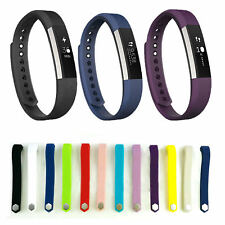 Sport Replacement Silicone Band Strap Watch Bracelet For Fitbit Alta S/L se