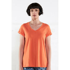 Nomads PJ4001 V Neck T Shirt - Mango - Sizes 8 10 12 14 16 - BNWT - Was £29.99