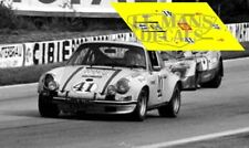 Calcas Porsche 911S Le Mans 1972 41 1:32 1:24 1:43 1:18 911 slot decals