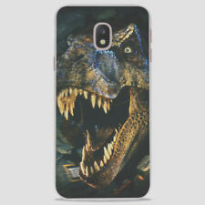 Jurassic Dinosaurs Case Cover Coque For iPhone 8 X Samsung Huawei Sony LG Xiaomi