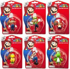 SUPER MARIO™ Mini Figure Collection - Official Nintendo Characters Toy 3+ NEW!