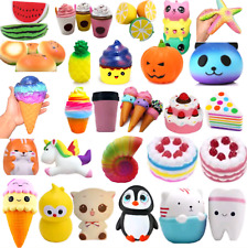 Jumbo Slow Rising Squishy Scented New Craze Squishies Toy Charms Stress Reliever