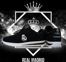 Zapatillas Deportivas Real Madrid club de futbol merengues Santiago Bernabeu