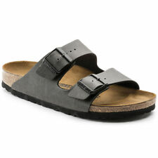 BIRKENSTOCK SANDALO ARIZONA ANTHRACITE DONNA 1000127