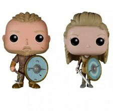Funko POP TV: Vikings Ragnar Lothbrok & Lagertha  Action figures