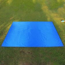 Waterproof Tarp Basha Rain Fly Ground Cover Picnic Camping Set 3 Sizes Available