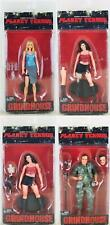 GRINDHOUSE SERIES 1 PLANET TERROR ACTION FIGURES - DAKOTA CHERRY - ARMY SOLDIER