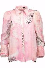 *49842 CAMICIA DONNA  JOHN GALLIANO COLORE ROSA