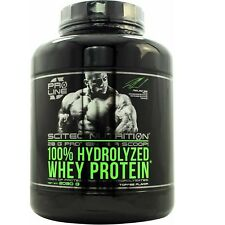 Scitec Nutrition 100% Hydrolyzed Whey Protein Pre Digested For Professional Gym