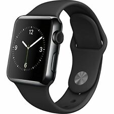 Apple Watch 1st Gen 38mm 42mm Stainless Steel Case - Sport Band