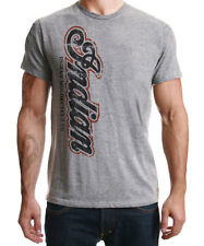 INDIAN MOTO Camiseta Estampado Relajado WORN look IDEAL REGALO PARA MOTORISTAS