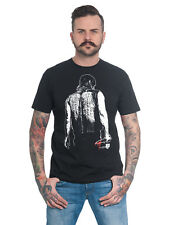 The Walking Dead Dixon's back Herren T-Shirt Schwarz