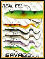 "Savage Gear ""REAL EEL - LISTO A PESCADO!"" 30cm 80gr artificial spinning"