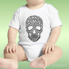 Body Neonato Unisex Skull Teschio Bende Idea Regalo