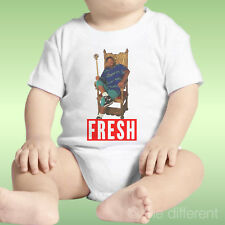 Body Neonato Unisex Willy Il Principe Di Bel Air Fresh Idea Regalo