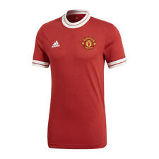 ADIDAS MANCHESTER UNITED Icon MAILLOT ROUGE NOIR
