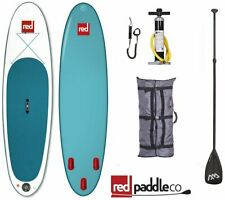 Red Paddle CO isup Set 10.8' Stand Up Paddle Tabla de surf hinchable Remos Bomba