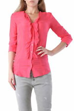 *66440 CAMICIA DONNA  SEXY WOMAN COLORE ROSA