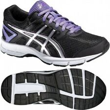 Asics Junior Gel Galaxy 8 GS Trainer Black / Purple Unisex