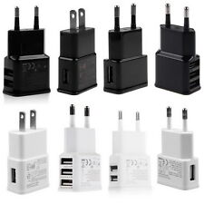 5V 2A 1 2 3-Port USB Wall Adapter Charger US/EU Plug For Samsung S5 S6 iPhone JD