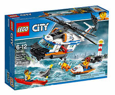 LEGO City Heavy-duty Rescue Helicopter 2017 (60166)