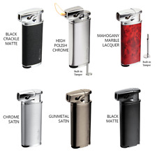 Vector KGM Elio Pipe Flame Lighter  - All Colors, Free FAST Shipping