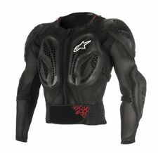 Giacca Protezione Alpinestars BIONIC ACTION JACKET BLACK RED