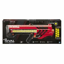 NERF Rival Zeus MXV-1200 Blaster GAME TEAM RED or BLUE or BOTH you chouse