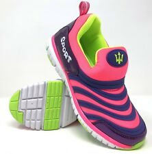 Junior Girls Kids Sport Trainer Sneaker Casual Dynamo Shoes Athletic Running Gym