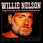 Willie Nelson - Things to Remember cd (2000)