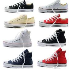 Women Man ALL STARs Chuck Taylor Ox High Top shoes casual Canvas Sneakers 1970s