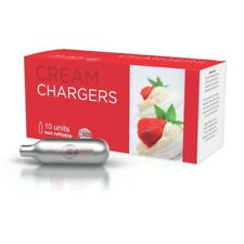 High Quality Whipped Cream Chargers & Dispenser 8g Nos, Cream Canister Mosa ICO