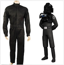 Star Wars Imperial Tie Fighter Pilot Cosplay Costume Flight Uniform Suit 501st