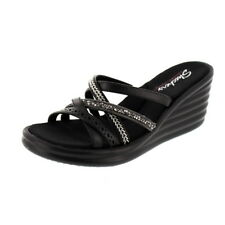Skechers Donna - RUMBLERS WAVE NUOVO LASSIE 31777 - Black