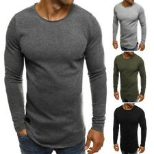 ozonee ATHLETIC 1165 Pullover tricoté pour homme sweat pull BASIC CLASSIC