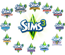 THE SIMS 3 EXPANSIONS AND STUFF (PC/MAC, Region-Free) Origin Download KEYS