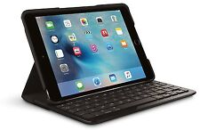 Logitech Focus WIRELESS ULTRASOTTILE Tastiera Custodia Folio iPad mini 4 NUOVO